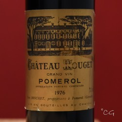 Château Rouget 1976 - Bordeaux - Pomerol - 75cl.