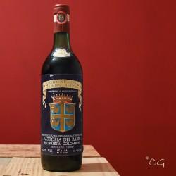 Fattoria Barbi 1977 - Toscane - Brunello di Montalcino etichetta blu - 75cl.