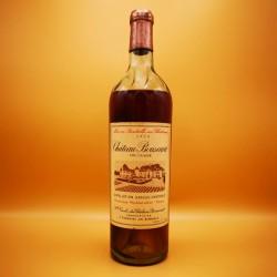 Château Bouscaut blanc 1928 - Bordeaux blanc - Pessac-léognan - 75cl.